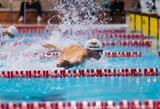 2021 m. – be pasaulio plaukimo čempionato