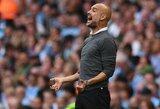 """P.Guardiola: """"Kitame sezone būsime dar stipresni"""""""