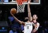 NBA ruošia naują pramogą: minuso žaidimas pačių krepšininkų kiemuose