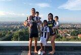 """Kaip žvaigždės leidžia milijonus: kur gyvena brangiausias """"Juventus"""" futbolininkas C.Ronaldo?"""