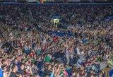 """""""Siemens"""" arenoje – tiesioginės krepšinio transliacijos iš Rio de Žaneiro olimpinių žaidynių"""