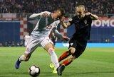 Tautų lyga: į išlikimą A divizione besikabinantys kroatai dramatiškai nugalėjo Ispaniją