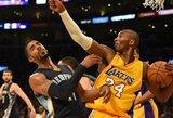 B.Bassas: Kobe vis dar, ko gero, geriausias krepšininkas planetoje
