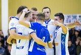 Vilniaus tinklininkai Latvijoje pergalingai pradėjo Baltijos lygos sezoną