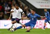 Anglija paskutinėmis rungtynių minutėmis išleido iš rankų pergalę prieš italus