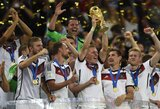 Pasaulio futbolo čempionato ritmas