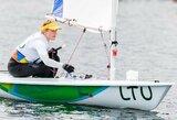 G.Scheidt pagerino savo poziciją olimpinėse žaidynėse