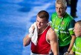 IOC grasina pašalinti boksą iš Tokijo olimpiados