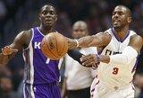 NBA žaidėjai toliau svaidosi žaibais dėl D.Trumpo