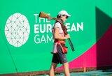Šauliai R.Račinskas ir A.Bogdanova į Europos žaidynių finalą nepateko