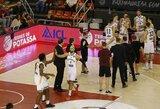 """""""Lietkabelis"""" FIBA Čempionų lygoje patyrė antrąjį pralaimėjimą"""