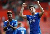 """H.Maguire'as: """"B.Rodgerso pasamdymas parodo, kokios yra """"Leicester City"""" ambicijos"""""""