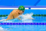 G.Titenis Liuksemburge iškovojo Lietuvai pirmąjį medalį