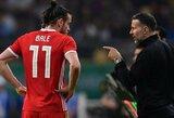 """R.Giggsas: """"G.Bale'as geriausias Velso futbolininkas istorijoje"""""""