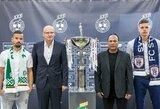 LFF taurės finalo dalyviai žada įdomią dvikovą