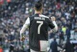 """C.Ronaldo išpažintis: """"Galvojau, kad būdamas 35-erių žvejosiu"""""""