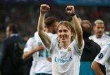 """Geros naujienos """"Real"""": L.Modričius nori likti Madride"""