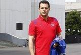 CSKA trenerių štabe dirbs pagaliau karjerą baigęs D.Middletonas