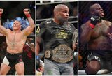 """UFC 230"" pristatymas ir prognozės: rizikingas D.Cormier ""apšilimas"" prieš kovą su B.Lesnaru ir D.Lewiso avantiūra"