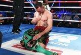 E.Kavaliauskas devintą mėnesį iš eilės lyderiauja WBO reitinge, bet buvo išbrauktas iš WBA reitingo