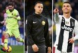 """Beprotiški pinigai: daugiausiai atlyginimams išleidžiantys klubai ir naujas """"Barcelona"""" rekordas"""