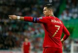 """Karjeros įvertinimas: """"Sporting"""" svarsto pervadinti savo stadioną C.Ronaldo garbei"""