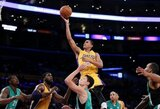 """J.Clarksono karjeros rungtynės pažymėtos dar vienu """"Lakers"""" pralaimėjimu"""