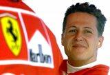 Prancūzijos žiniasklaida atskleidė daugiau detalių apie dabartinę M.Schumacherio būklę
