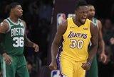 """""""Lakers"""" atmetė pasiūlymą už J.Randle'ą"""