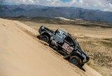 Naujas Dakaro ralio formatas – pusmaratonis