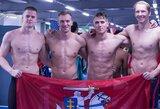 Lietuvos rinktinė buvo arti finalo ir sugebėjo iškovoti kelialapį į Tokijo olimpiadą!