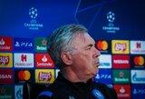 """Prastas žaidimas reikalauja griežtų veiksmų: """"Napoli"""" futbolininkai visą savaitę praleis treniruočių bazėje"""