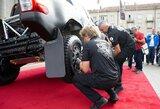 Dakaro mitai: lenktynininkai moka tik vairuoti?