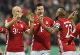 """""""Bayern"""" galingai žengė į Vokietijos taurės pusfinalį"""