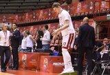 A.Gudaitis geriausiai grūmėsi po krepšiais, Milano ekipa – Italijos taurės finale
