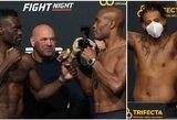 UFC sunkiasvorių limitą viršijęs G.Hardy vos nesukūrė istorijos, A.Silva užsibuvo tualete