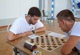 Pasaulio jaunimo paprastųjų šaškių čempionate – trys lietuvių aukso medaliai