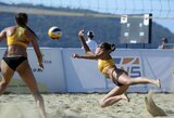 """Europos jaunimo čempionate į penketuką patekusios seserys Grudzinskaitės: """"Tikrai nesitikėjome tokio gero rezultato"""""""