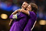 S.Ramoso verdiktas: L.Modričius buvo verčiausias laimėti UEFA geriausio metų futbolininko apdovanojimą