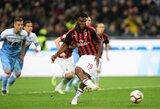 """""""Milan"""" nutraukė keturių iš eilės nelaimėtų rungtynių seriją"""