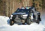 """B.Vanagas po sėkmingo starto Karelijoje: """"Buvo karščiau nei Dakare"""""""