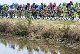 """Lyderių grupėje ilgai važiavęs R.Navardauskas aštuonioliktąjį """"Giro d'Italia"""" etapą baigė 15-as"""