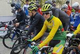 V.Lašinis Europos plento dviračių čempionate – 92-as
