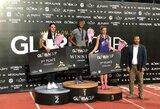 Lengvaatlečių varžybose Turkijoje A.Šerkšnienė finišavo antra