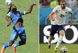 Pasaulio čempionato apžvalga: Ekvadoras – Prancūzija
