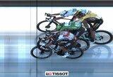 """C.Ewanas atsirevanšavo S.Bennettui ir laimėjo 11-ąjį """"Tour de France"""" etapą"""