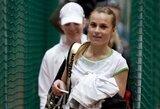 L.Stančiūtė pateko į pagrindinį moterų teniso turnyro Baltarusijoje etapą