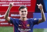 """Keturi kandidatai, kurie gali pakeisti į """"Barcelona"""" išvykusi P.Coutinho"""