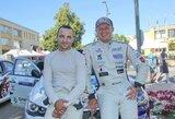 """Zarasus drebinančiame """"300 Lakes Rally"""" didėja intriga"""