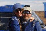 """G.Petrus ir A.Bilotaitė įveikė paskutinį rimtą išbandymą """"Africa Eco Race"""" ralyje"""